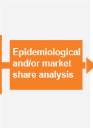 Epidemiological and/or market share analysis